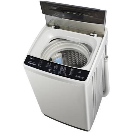 TCL XQB60-101T亮灰色 6公斤全自动波轮小洗衣机