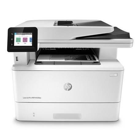 惠普/HP M429dw 激光多功能一体打印机 商务办公无线自动双面打印