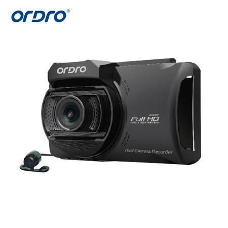 欧达/ORDRO   欧达Q503双镜头 超高清夜视行车记录仪(不含TF内存卡)