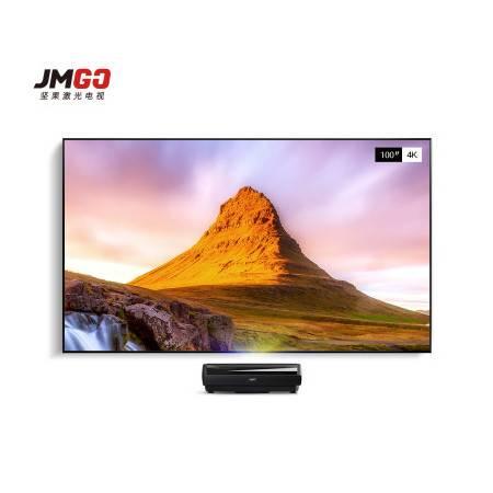 【苏宁专供】坚果(JMGO)SU 激光电视+100寸菲涅尔硬屏套餐