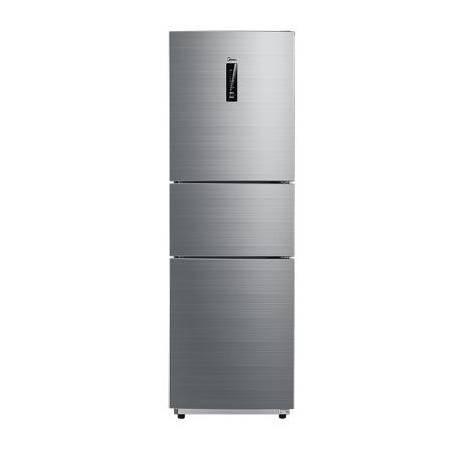 【苏宁专供】美的冰箱BCD-230WTM爵士灰
