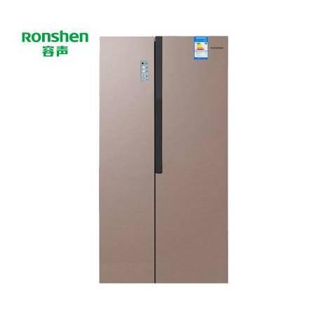 【苏宁专供】容声冰箱BCD-649WSS3HPMA 伯雅钢
