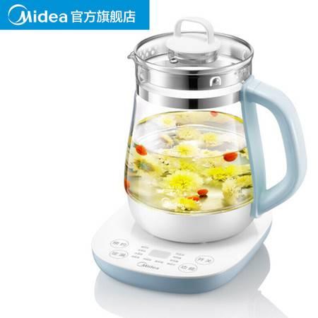 美的(Midea)养生壶电茶壶炖汤煮粥发泡煮水壶 MK-GE1513A