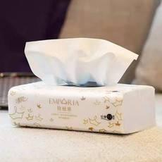 铂丽雅丝柔面纸 3层100抽12包中规 抽取式纸巾抽纸