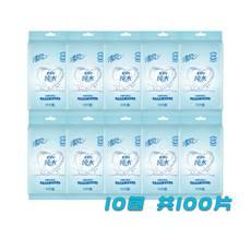 清风  清风EDI纯水单独包装湿巾100片