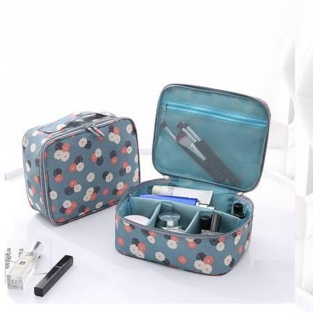 新款韩版多功能手提洗漱包大容量便捷化妆包防水收纳包