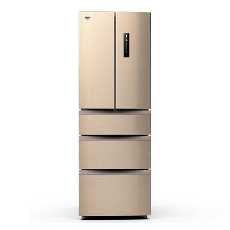 格力晶弘/KINGHOME多门冰箱 变频325L风冷无霜 -5℃瞬冻科技 BCD-325WPQC