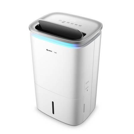 格力空气净化器 空气管家 省心智能 KJ200G-B01 白+银色