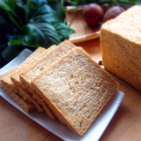 【健康代餐】2斤全麦吐司面包切片面包零食面包蛋糕全麦代餐2斤装