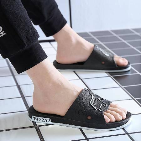 情侣拖鞋男夏家居2020新款韩版室内浴室洗澡防滑居家用大码凉拖鞋