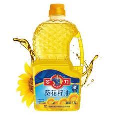 多力葵花籽油1.8L 食用油小包装油 含维生素e