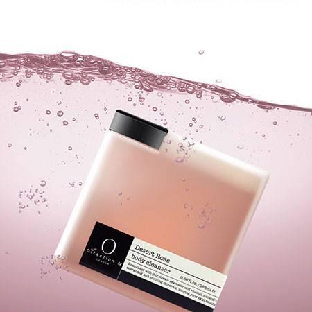 olfaction N欧伦馥舍·沙漠玫瑰沐浴露
