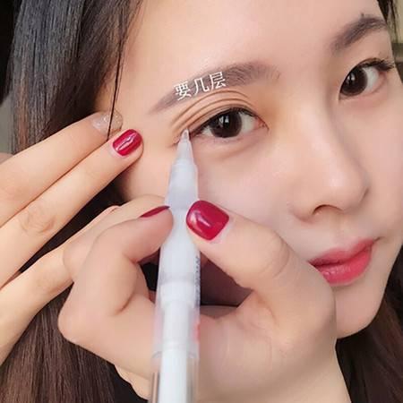 【双眼皮神器】大眼神器双眼皮定型霜双眼皮贴隐形纤维条蕾丝双面