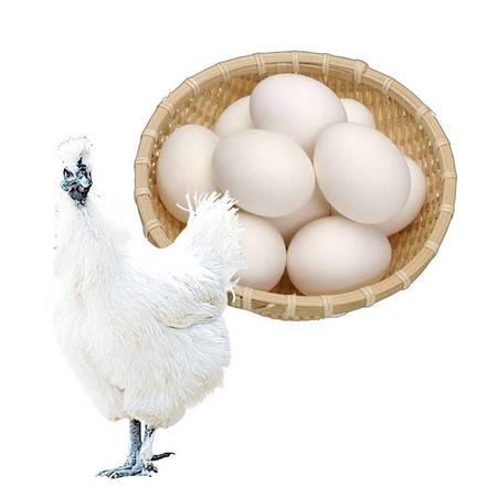 【安徽】30乌鸡蛋农家散养白壳绿壳乌鸡蛋土鸡蛋30枚20枚10枚装