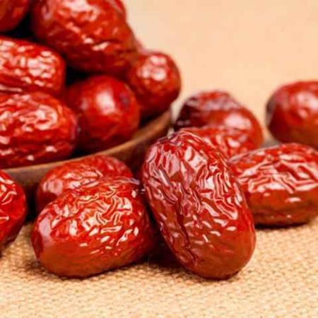 新疆红枣灰枣新疆若羌红枣1斤小枣红枣补血特产零食干果