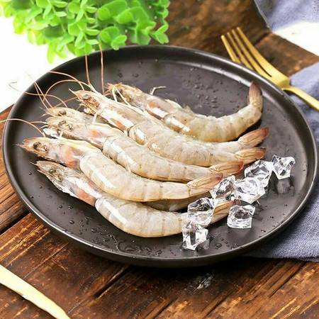 大虾鲜活海鲜水产超大基围虾河虾甜虾对虾海虾活虾冰冻虾鲜虾