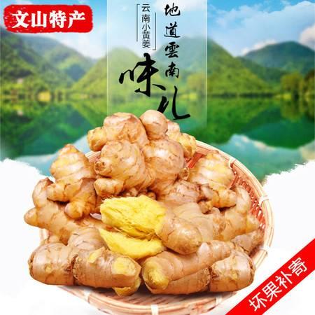 云南小黄姜新鲜生姜月子姜新鲜黄姜新鲜蔬菜8斤5斤3斤2斤1斤批发