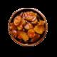 湖北特产洋生姜酱洋姜开胃咸菜酱菜下饭菜香辣洋姜500g真空包装