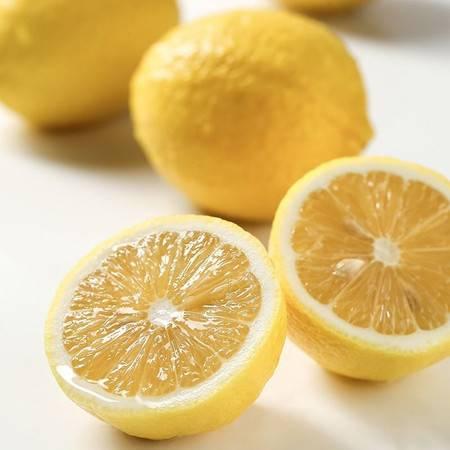 精选四川黄柠檬新鲜现摘多规格产地直发坏果包赔切片泡水美白批发