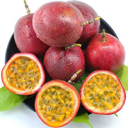 【送开果器】广西百香果大果5斤装新鲜水果酸甜果大多汁
