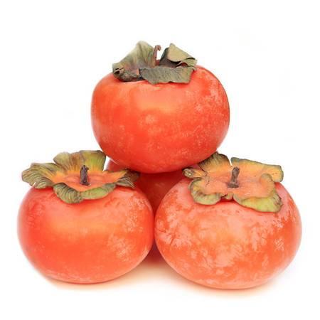 山西新鲜水晶蜜柿软柿子应季柿子新鲜采摘现摘现发顺丰5斤包邮