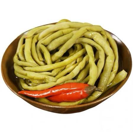 【酸豆角1500g】泡豇豆酸菜泡菜下饭菜咸菜鱼酸菜榨菜