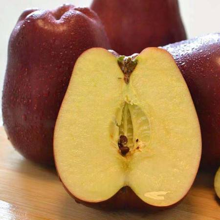 甘肃花牛苹果10斤水果新鲜包邮当季整箱苹果应季红果带箱