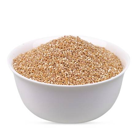 耕基 农家五谷杂粮藜麦米5斤真空装 营养白藜麦