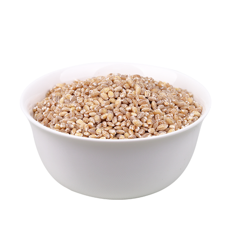 耕基 农家五谷杂粮麦仁米5斤装 脱皮小麦粒小麦米