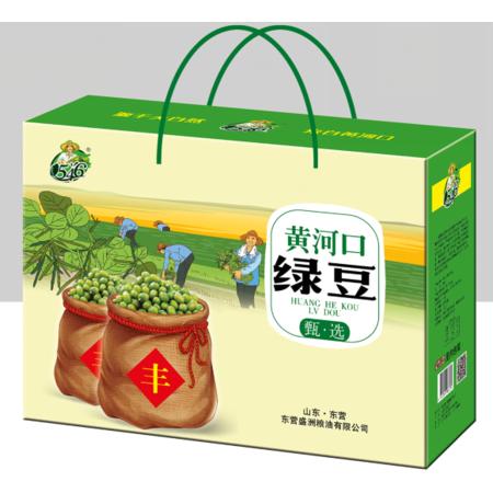【东营馆】黄河口绿豆 3KG/提