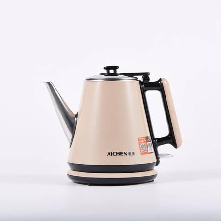爱妻/AICHEN AQ1201琉璃金电热水壶1.2L