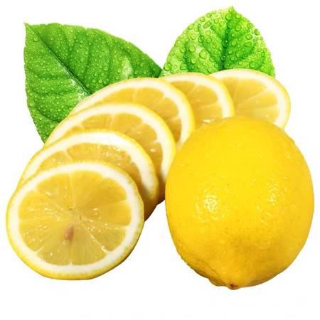 笑农 四川安岳黄柠檬5斤