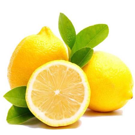 黄柠檬新鲜酸爽多汁当季水果现摘2斤包邮