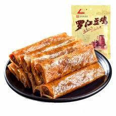 四川德阳罗江特产豆鸡 豆鸡 206g*1袋休闲零食