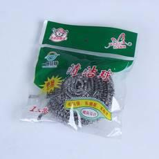 [德阳罗江]单个独立包装不缠绕不锈钢钢丝球家用清洁球洗锅洗碗钢丝球20/30g