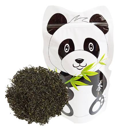 四川万源白羊青茶100g*2袋袋装 现货 炒青 绿茶散茶