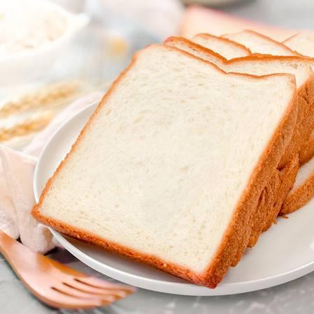 盐津铺子焙宁吐司面包早餐整箱无夹心牛奶吐司切片学生点心400g