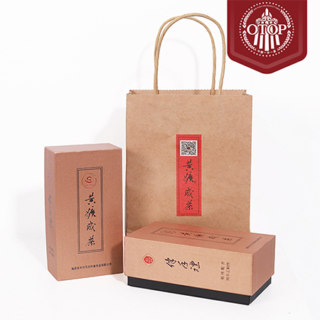 一乡一品 黄嬷咸茶·小盒精装 A0088