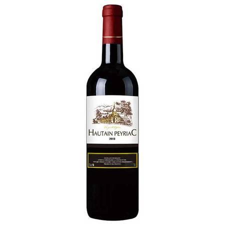 【法国原装原瓶进口红酒】圣尚·奥丁·佳丽珍酿干红葡萄酒750ml*1