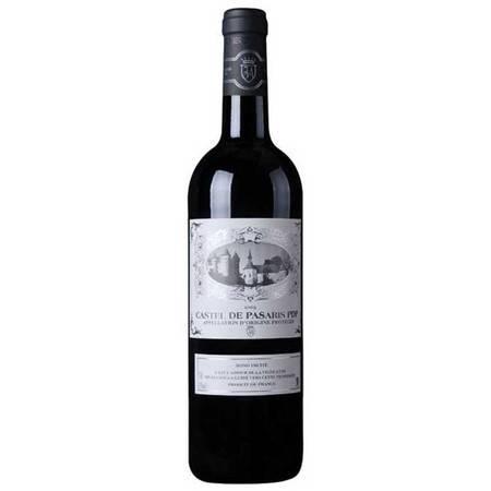 【法国原瓶原装进口红酒】圣尚·西拉干红葡萄酒750ml*1
