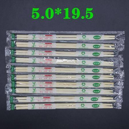 [一次性筷子批量发货饭店烧烤专用外卖打包方便快子1000双厂家包邮
