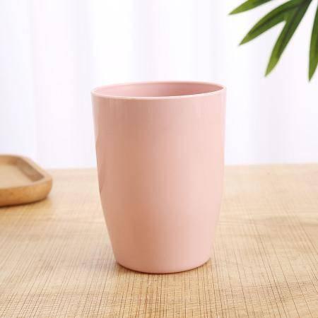 【48小时内发货】塑料漱口杯简约带手柄女学生牙缸杯情侣可爱牙刷杯套装牙杯口杯