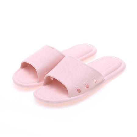 2双装家居拖鞋男女浴室防滑凉拖鞋软底可爱拖鞋女夏季