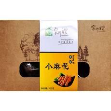【武汉】武汉黄陂小麻花2盒 600g