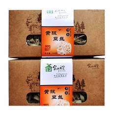 【武汉】黄陂农家手工豆丝2盒