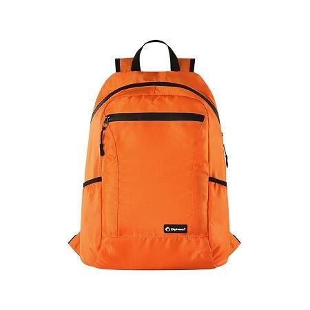 外交官户外Diplomat 便携折叠背包DFJ-801(-1罗兰紫/-2珊瑚橙)户外包 珊瑚橙
