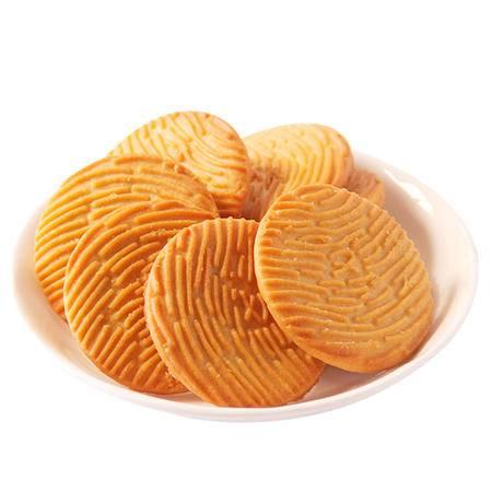 【领券立减,买1斤送1斤】无添加蔗糖猴头菇酥性养胃饼干,饼干易碎/介意慎拍