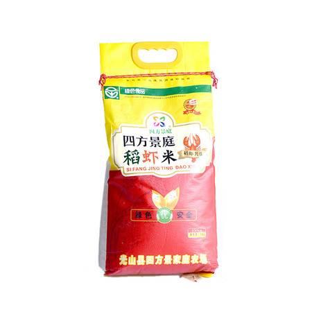 四方景庭稻虾米大米10斤
