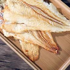【新货上市】烤鱼片即食烤鱼片[100克X2袋]鳕鱼片无淀粉休闲办公度假海味小零食。