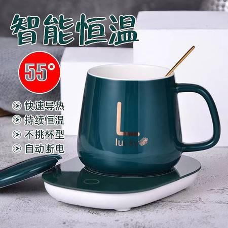 【礼盒装】恒温杯55度暖暖杯自动加热牛奶神器杯子智能保温